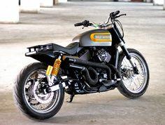 2015 HARLEY STREET 750 - TJ MOTO - SILODROME