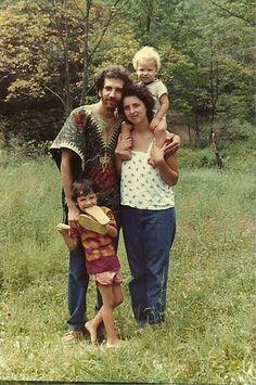 "Happy 4/20, y'all!   Photo: ""hippy"" West Virginians in the 1970s courtesy Danny van Leeuwon.   #WildAndWonderful #WV #GoToWV"