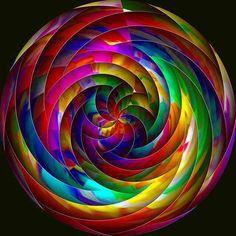 Colorful Mandala Magic