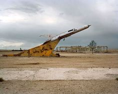 Those who are fascinated by abandoned aircraft and Cold War military relics…
