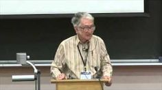 Michael Halliday - Language evolving: Some systemic functional reflections on the history of meaning, via YouTube.