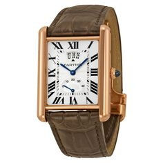 Cartier Tank Louis Rose Gold Watch W1560003