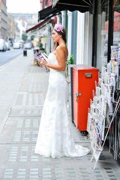 Faye Dress #fayedress  #elizabethtodd #bridal #romantic #wedding #vintage #chilternst
