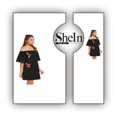 """""""shein"""" by mediva-284 ❤ liked on Polyvore"""