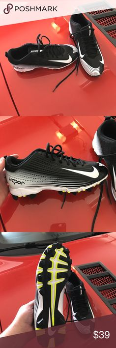 Nike Vapor Keystone Baseball Cleets size 9.5 NEW These are brand new. Nike Shoes Athletic Shoes