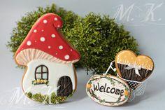 The house-mushroom