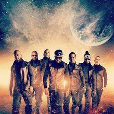 French hip-hop group Sexion D'assaut <3