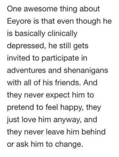 """Janabelle on Twitter: """"So true. Too bad this only happens for fictional animated characters. #depressionlies"""""""