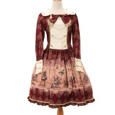 http://www.wunderwelt.jp/products/detail3658.html ☆ ·.. · ° ☆ ·.. · ° ☆ ·.. · ° ☆ ·.. · ° ☆ ·.. · ° ☆ Furimufuramu music Corps of holiday pattern dress ALICE and the PIRATES ☆ ·.. · ° ☆ How to order ☆ ·.. · ° ☆  http://www.wunderwelt.jp/blog/5022 ☆ ·.. · ☆ Japanese Vintage Lolita clothing shop Wunderwelt ☆ ·.. · ☆ # egl