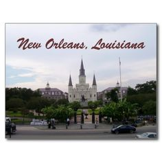 New Orleans, Louisiana St. Louis Cathedral
