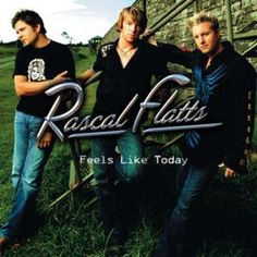 RASCAL FLATTS  Rascal Flatts is an American country music group composed of Gary LeVox, Jay DeMarcus and Joe Don Rooney. LeVox and DeMarcus are second cousins. During the 2000–10 decade, Rascal Flatts recorded for Disney Music Group's Lyric Street Records.