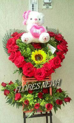 Decora tu vida y la de tu ser mas querido con Flores Neiva ...comunícate al telf o whatsaap 3153335017 y 3124807776