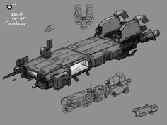Somtaaw Escort Carrier by Norsehound.deviantart.com on @deviantART (http://norsehound.deviantart.com/art/Somtaaw-Escort-Carrier-116828880) ★ || CHARACTER DESIGN REFERENCES | マンガの描き方 • Find more artworks at https://www.facebook.com/CharacterDesignReferences  http://www.pinterest.com/characterdesigh and learn how to draw: #concept #art #animation #anime #comics || ★