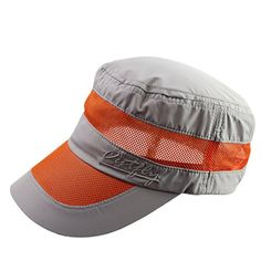 Unisex Summer Quick Drying Mesh Sun Cap Lightweight Outdoor Sports Hat Breathable Sun Runner Cap Forwardor http://www.amazon.com/dp/B01DRZ50YU/ref=cm_sw_r_pi_dp_XEYaxb1HYM19Y