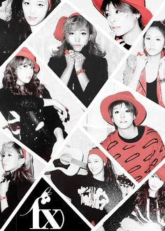 They are F(x) . Girlband very full