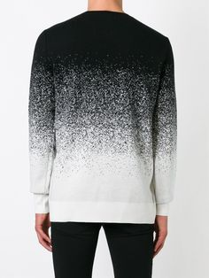 Marcelo Burlon County Of Milan Degradé Pixel Sweater - #allknit