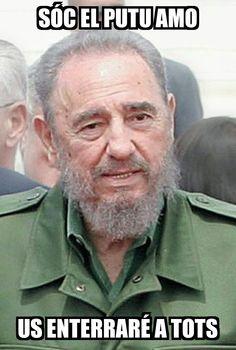 Fidel és etern, i punt.