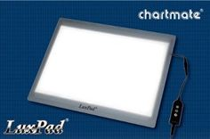 LuxPad LED A4 Light Box Light Tracer Tracing Board - http://electmecameras.com/camera-photo-video/accessories/light-boxes-loupes/luxpad-led-a4-light-box-light-tracer-tracing-board-com/