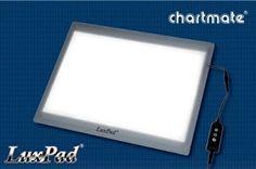 LuxPad LED A4 Light Box Light Tracer Tracing Board - http://electmecameras.com/camera-photo-video/accessories/light-boxes-loupes/luxpad-led-a4-light-box-light-tracer-tracing-board-com/