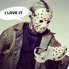 Jason (Viernes 13), un poco de humor friki.