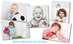 Foto-Aktionen für Kids Moderne Kinderfotos in Studioqualität - BabyOne
