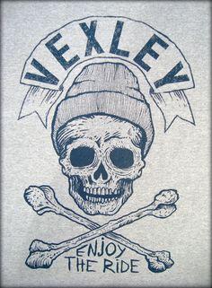 VEXLEY skateboard