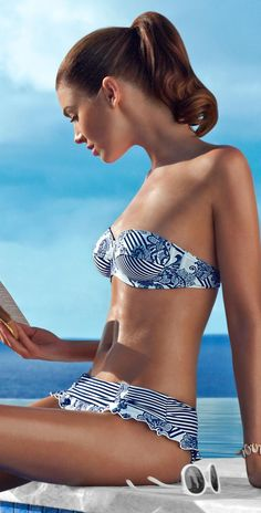 Top 50 Designer Bikinis and Swimsuits of 2014 — Style Estate