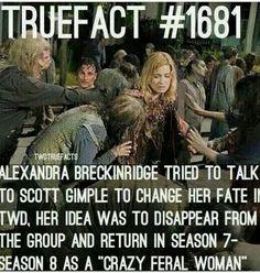 The Walking Dead: Season 6 - TwdTrueFacts