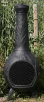 Cast Aluminum Chiminea from Blue Rooster for the patio. (I love mine!!!!)    thebluerooster.com  $429.95