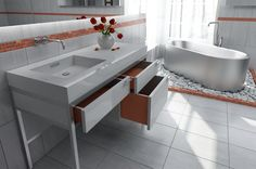 If you have a small bathroom, and planning to remodel or upgrade it, think vanity consoles as they offer a few benefits. Space saving abilities is the number one selling...