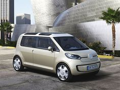 "VW Announces Electric Car for 2013, Warns Against ""Electro-Hype"" : TreeHugger"