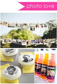 class reunion ideas | Class Reunion Ideas / Photo party decor ideas