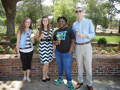 On April 21, we celebrated our student employees with pizza and on April 23 we treated them to ice cream. Our students who work on campus help improve Coastal Carolina on a daily basis: