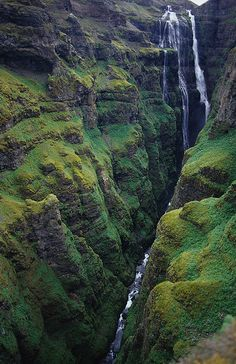 Glymur, southwestern Iceland.I want to go see this place one day.Please check out my website thanks. www.photopix.co.nz