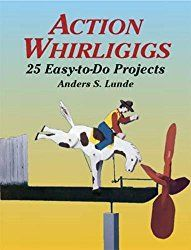 The origin of whirligigs is unknown. Farmers and sailors used weather vanes and are thought to be the originators of this unique apparatus. by 400 BC the bamboo-copter of dragon butterfly, a...