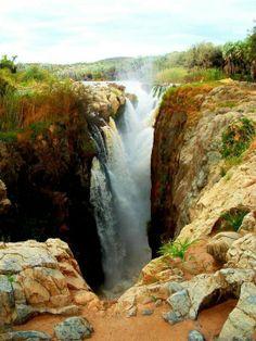 Epupa falls, Namibia, Africa