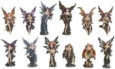 Miniature Fairy Figurines  Price $6.95