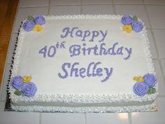 Shelley's Cake