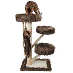 KERBL Kratzbaum ZAMUNDA Katzen Kletterbaum Natur Katzenbaum | Haustierbedarf, Katzen, Kratzbäume & Möbel | eBay!