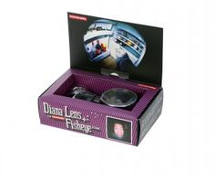 Shoot circular and ultra-wide-angle fisheye images with your Diana F+ and this lens. Fisheye Lens, Depth Of Field, Lomography, Wide Angle, Diana, Cameras, Nice, Birthday, Image