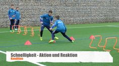 Aktion und Reaktion - Schnelligkeit - Kondition