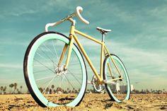 Tim Navis, State Bicycle Co.