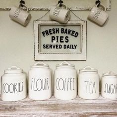30 Cool Cricut Project Ideas That You Can Use in Home Decor - Love this #cricut #farmhouse kitchen sign #project #crafts