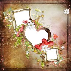 cadres vides pr t a utilis - Page 5 Printable Frames, Printable Art, Picture Borders, Rose Flower Wallpaper, Valentine Picture, Frame Template, Templates, Decoupage Paper, Paper Craft