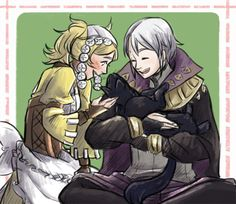 Lissa and Henry find a kitty