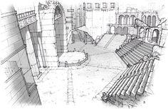 Perspective Drawings - dannydraws…