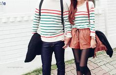 MATCHING SWEATERS!!! We will get this. I do not care what my (future) boyfriend says. We're getting these.