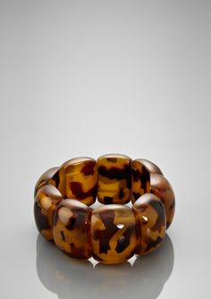 Sequin - Tortoise stretch bracelet