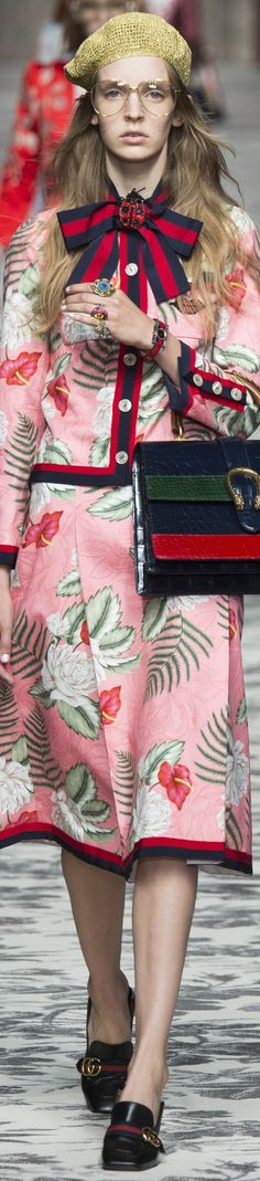 Gucci - SPRING 2016 READY-TO-WEAR