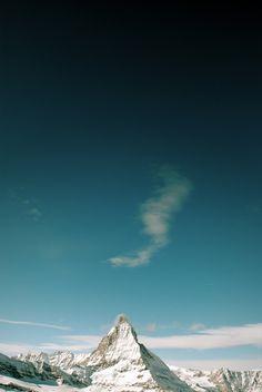 matterhorn. (by re.mo)